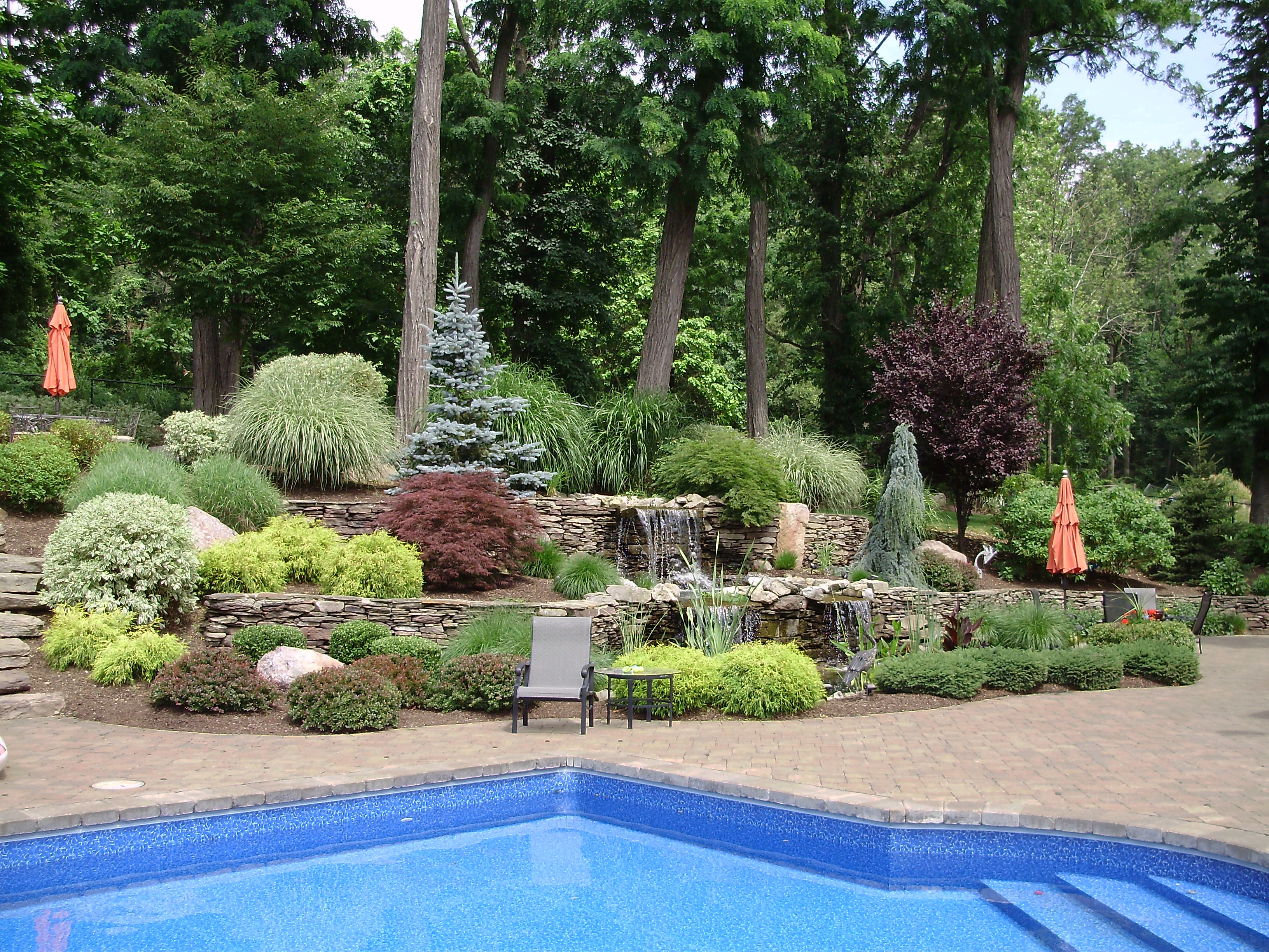 r brewer landscaping your complete landscape provider u003e services
